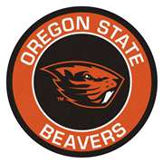 Oregon State University  Roundel Mat Mat, Rug , Carpet