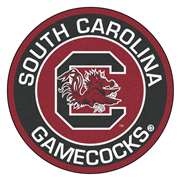 University of South Carolina  Roundel Mat Mat, Rug , Carpet