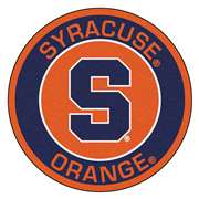 Syracuse University  Roundel Mat Mat, Rug , Carpet