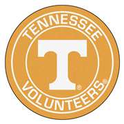 University of Tennessee  Roundel Mat Mat, Rug , Carpet