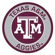Texas A&M University  Roundel Mat Mat, Rug , Carpet