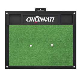 University of Cincinnati  Golf Hitting Mat