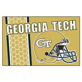 Georgia Tech  Starter Mat Mat, Rug , Carpet
