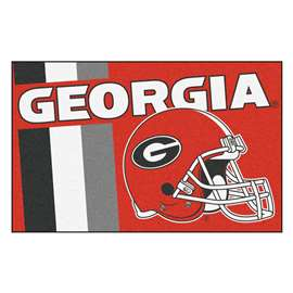 University of Georgia  Starter Mat Mat, Rug , Carpet