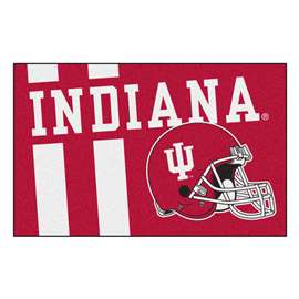 Indiana University  Starter Mat Mat, Rug , Carpet