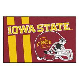 Iowa State University  Starter Mat Mat, Rug , Carpet