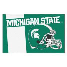 Michigan State University  Starter Mat Mat, Rug , Carpet