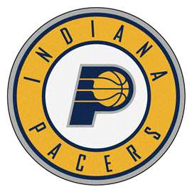 NBA - Indiana Pacers  Roundel Mat Mat, Rug , Carpet
