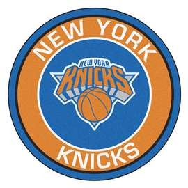 NBA - New York Knicks  Roundel Mat Mat, Rug , Carpet