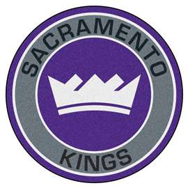 NBA - Sacramento Kings  Roundel Mat Mat, Rug , Carpet