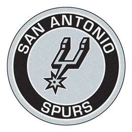 NBA - San Antonio Spurs  Roundel Mat Mat, Rug , Carpet