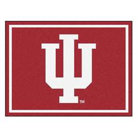 Indiana University  8x10 Rug Rug Carpet Mats