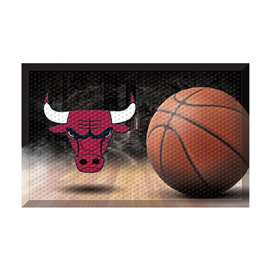 NBA - Chicago Bulls  Scraper Mat Mat, Rug , Carpet