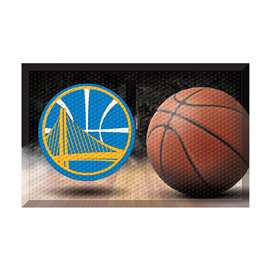 NBA - Golden State Warriors  Scraper Mat Mat, Rug , Carpet