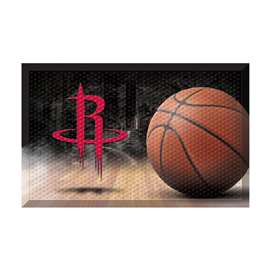 NBA - Houston Rockets  Scraper Mat Mat, Rug , Carpet