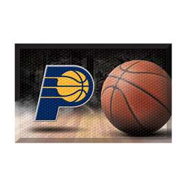 NBA - Indiana Pacers  Scraper Mat Mat, Rug , Carpet