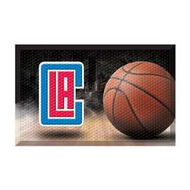 NBA - Los Angeles Clippers  Scraper Mat Mat, Rug , Carpet
