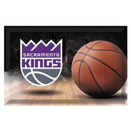 NBA - Sacramento Kings  Scraper Mat Mat, Rug , Carpet