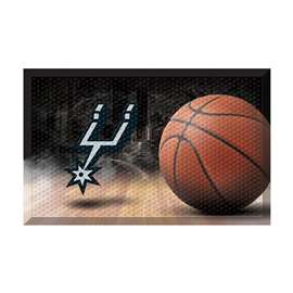 NBA - San Antonio Spurs  Scraper Mat Mat, Rug , Carpet