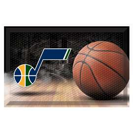 NBA - Utah Jazz  Scraper Mat Mat, Rug , Carpet