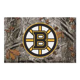 "NHL - Boston Bruins Mat, Rug , Carpet 19""x30"""