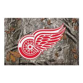 "NHL - Detroit Red Wings Mat, Rug , Carpet 19""x30"""