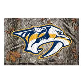 "NHL - Nashville Predators Mat, Rug , Carpet 19""x30"""