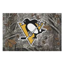 "NHL - Pittsburgh Penguins Mat, Rug , Carpet 19""x30"""