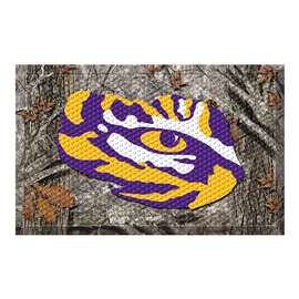 Louisiana State University  Scraper Mat Mat, Rug , Carpet