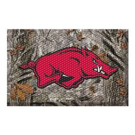 University of Arkansas  Scraper Mat Mat, Rug , Carpet