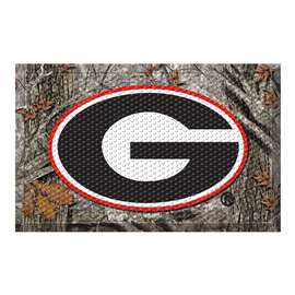 University of Georgia  Scraper Mat Mat, Rug , Carpet