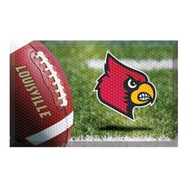 University of Louisville  Scraper Mat Mat, Rug , Carpet