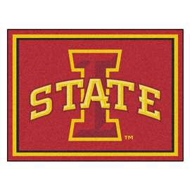 Iowa State University  8x10 Rug Rug Carpet Mats