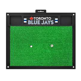 "MLB - Toronto Blue Jays Golf Hitting Mat 20"" x 17""  Golf Hitting Mat"