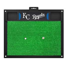 "MLB - Kansas City Royals Golf Hitting Mat 20"" x 17""  Golf Hitting Mat"