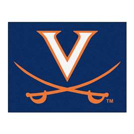 University of Virginia  All Star Mat Rug Carpet Mats
