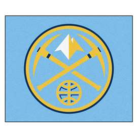 NBA - Denver Nuggets  Tailgater Mat Rug, Carpet, Mats