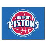 NBA - Detroit Pistons  All Star Mat Rug Carpet Mats