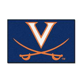 University of Virginia  Starter Mat Mat, Rug , Carpet