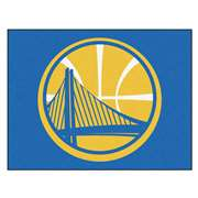 NBA - Golden State Warriors  All Star Mat Rug Carpet Mats
