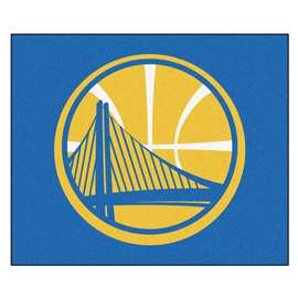 NBA - Golden State Warriors  Tailgater Mat Rug, Carpet, Mats