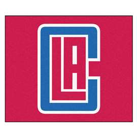 NBA - Los Angeles Clippers  Tailgater Mat Rug, Carpet, Mats