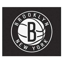 NBA - Brooklyn Nets  Tailgater Mat Rug, Carpet, Mats