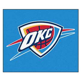 NBA - Oklahoma City Thunder  Tailgater Mat Rug, Carpet, Mats