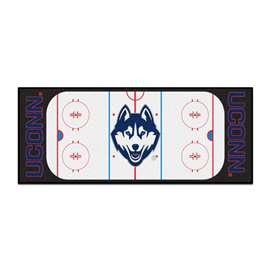 University of Connecticut  Rink Runner Mat, Rug , Carpet