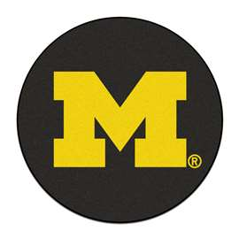 University of Michigan  Puck Mat Mat, Carpet, Rug