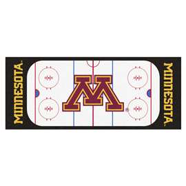 University of Minnesota  Rink Runner Mat, Rug , Carpet
