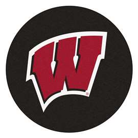 University of Wisconsin  Puck Mat Mat, Carpet, Rug