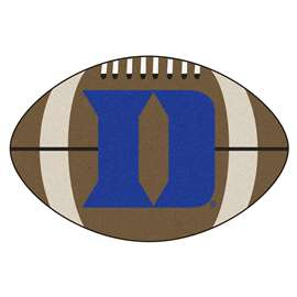 Duke University  Football Mat Mat Rug Carpet