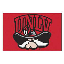 University of Nevada, Las Vegas (UNLV)  Starter Mat Mat, Rug , Carpet